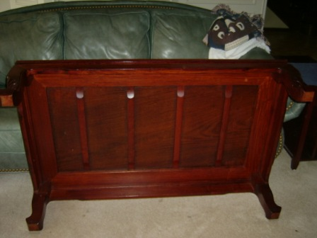 Solid Rosewood Chinese Style Coffee Table
