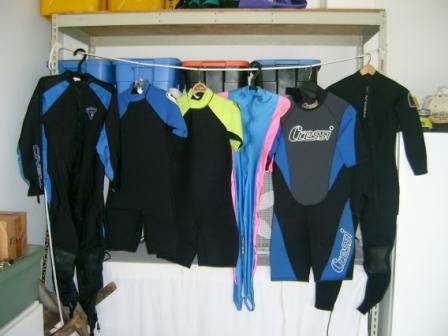Dive Suits