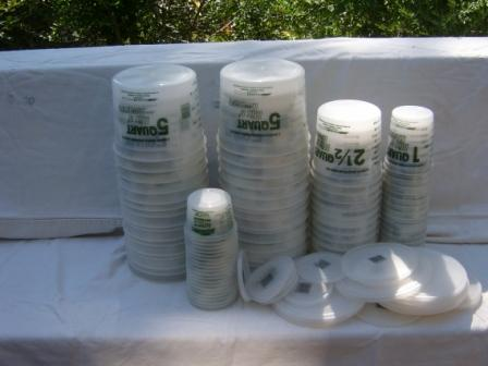 Mix & Measure Cups for Paint or Fiberglass