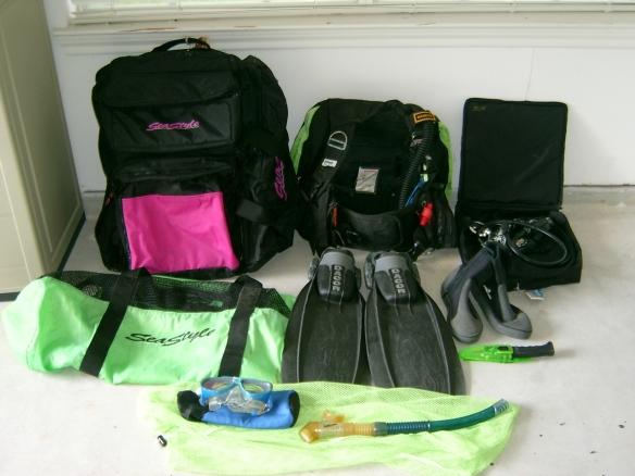 Zeagle & Dacor Dive Gear