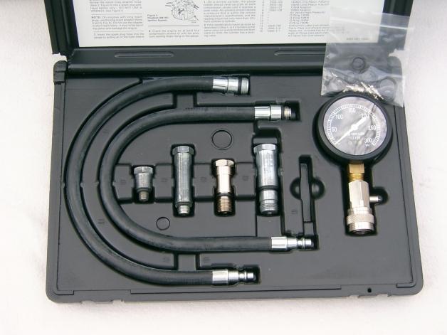 KAL Equip Compression Tester